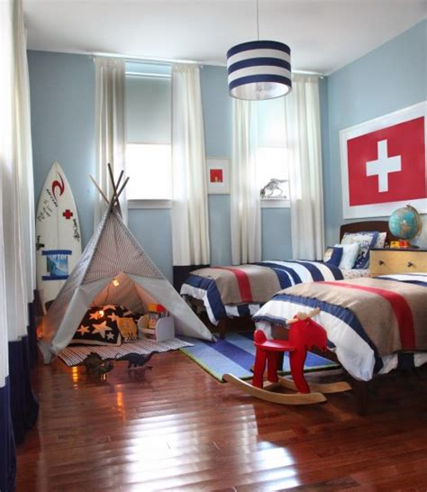 Boys' Bedroom Makeover By Robin M Anderson