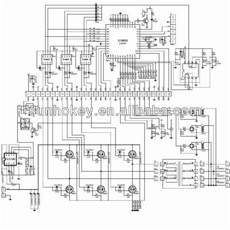 Egpw Phase Pure Sine Wave Inverter Power Baseboard