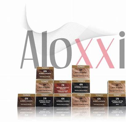 Aloxxi Hair Tones Creme Oz Choose Personality