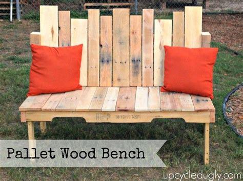 wooden pallet sitting bench plans pallet bench diy diy