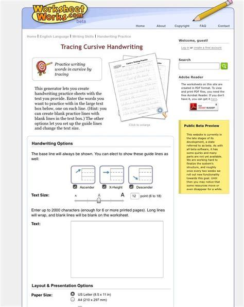 best 25 cursive writing worksheets ideas on pinterest