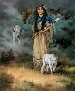 A Brule Sioux Legend of White Buffalo Calf Woman http ...