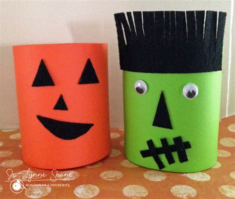 Easy Halloween Crafts  Festival Collections