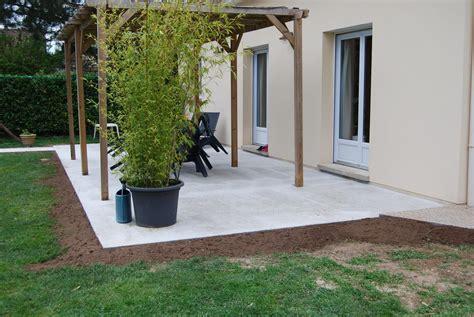 amenagement terrasse exterieur terrasse 224 louviers acquigny