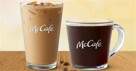 Brunch review mcdonald s iced coffee as told over. McCafe Hot or Iced Drip Coffee ONLY $0.99 at McDonald's - Printable Coupons