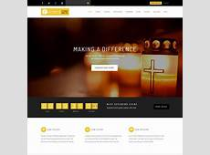 10+ Best WordPress Church Themes & Templates for 2019