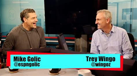 Golic and Wingo: Go inside launch week - ESPN Front Row