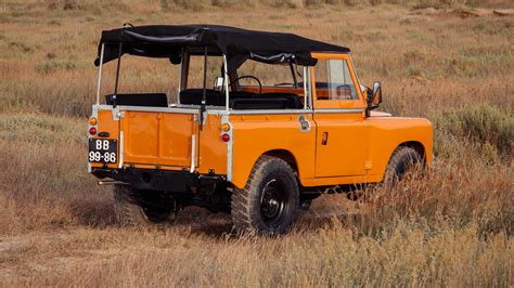 Land Rover by Land Rover Series Iia