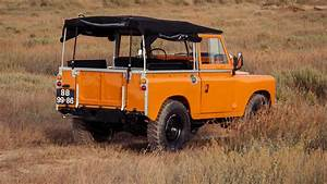 A Brief History Of The Land Rover Series Ii  Iia And Iib Fc