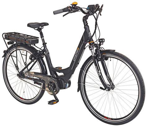 damen e bike mit mittelmotor prophete e bike city damen 187 navigator 6 7 171 28 zoll 7