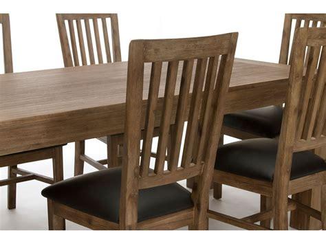 ensemble table et 6 chaises massivum meubles en bois massif vente de mobilier en
