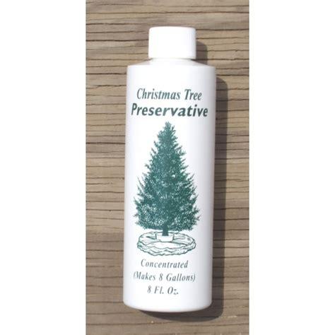 christmas tree preservative single bottle
