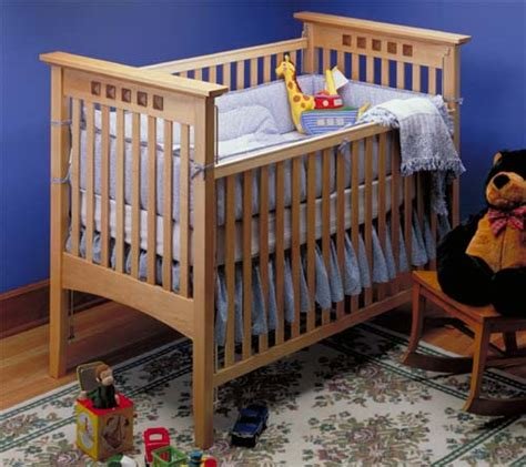 baby crib woodworking plans easy diy woodworking