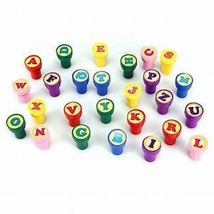 stamps for kids luckybird best sell self inking plastic With self inking letter stamps