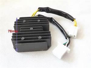 3 Wires 4 Wires Voltage Regulator Rectifier 7 Pins Wires