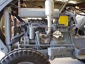 Tea P3 Ferguson Tractor