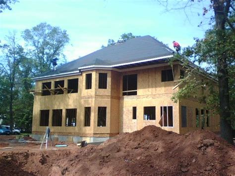 Custom Home Addition by Custom Homes Bk Contractors Northern Virginia S