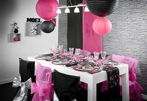 Deco Table 18 Ans : d coration de table pour un no l chic articles de f te ~ Dallasstarsshop.com Idées de Décoration
