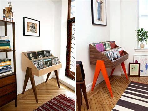 meuble rangement vinyle 40 meubles pour ranger des vinyles vinyl mobilier de salon rangement et vinyle