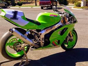 Scott Russell U0026 39 S  1 Plated Superbike