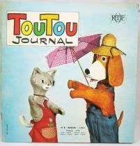 maison de toutou toutou journal monthly 06 ortf 1967