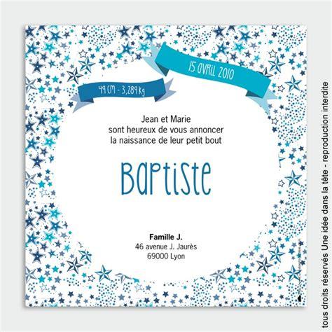 stickers phrase chambre bébé faire part naissance liberty les étoiles bleues