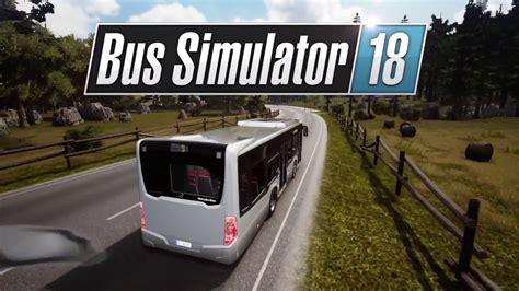 Bus Simulator 18 Sur Ps4 🎮
