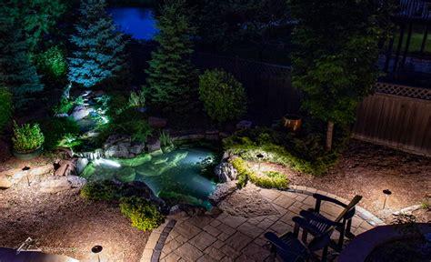 Aquascape Pond Lights by Led Lights Lighting Aquascape Inc