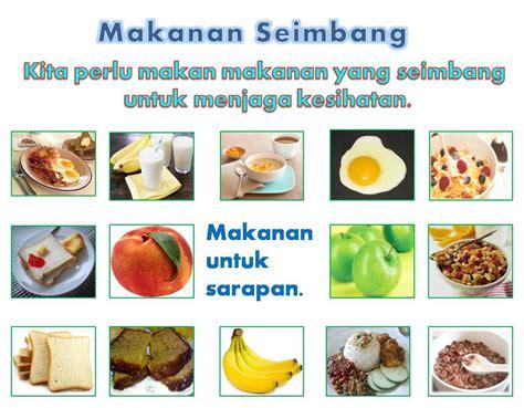 list of synonyms and antonyms of the word makanan seimbang