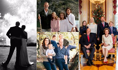 Keep your christmas shopping local, independent and fun with the merry 7 dials trail and festive cocktails. Royal family Christmas cards from around the world in 2018 - HELLO! Canada
