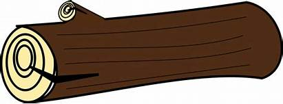 Clipart Wood Clip Cabin Speckled Wooden Hollow
