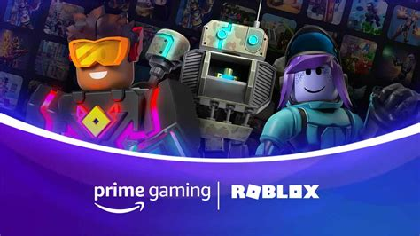 Grab free Roblox items every month with Prime Gaming ...