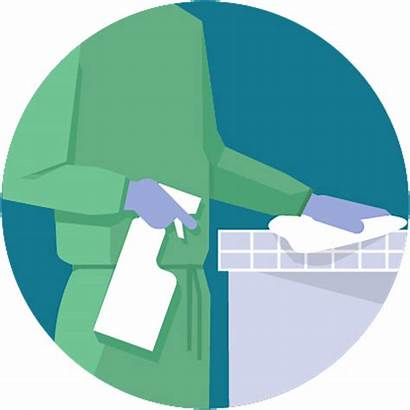 Cleaning Disinfect Clean Cdc Disinfecting Coronavirus Workplace