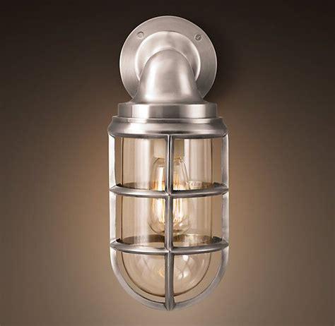 Home Hardware Bathroom Lighting by Starboard Sconce Ssj Outdoor Sconces Bathroom Sconce