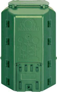 thermo komposter test neudorff thermo komposter duotherm 530 liter ab 78 99