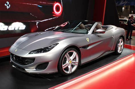 Ferrari Portofino, Paris Motor Show 2018, Img 0642