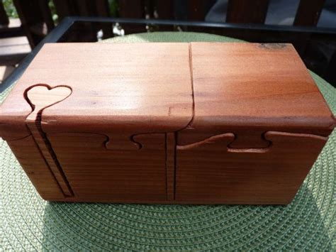 latest design  puzzle box   super secret hidden