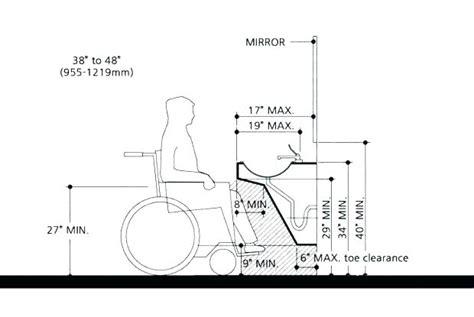 ada compliant vanity height bathroom vanity height dimensions remarkable on