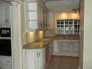 Shabby Chic Cupboards - Nico's Kitchens