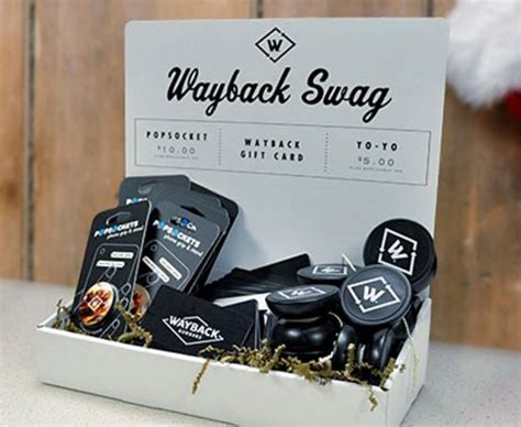Wayback Burgers' Stocking Stuffers Now Available | QSR ...