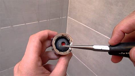 shower faucet parts diagram moen kitchen removing the flow restrictor on a waterpik water saver