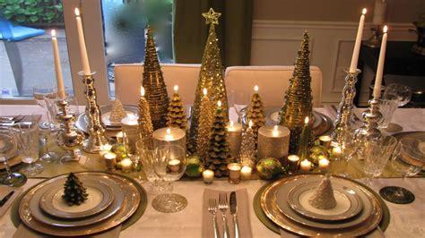 elegant christmas table settings ideas christmas decorations for dining room table elegant