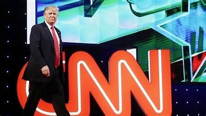 Cnn Trump Fake Martin John Donald Stories