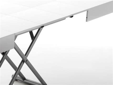 base tavolo legno brooklin tavolo trasformabile in legno con base di metallo