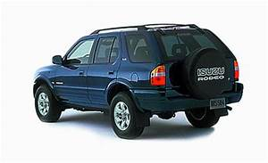 Isuzu Rodeo 1998-2004 Service Repair Manual