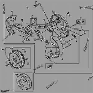 Front Brakes - Progator John Deere 2020 - Progator