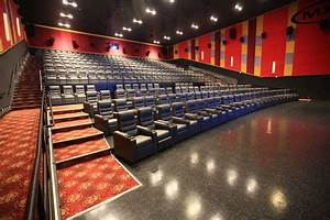 Diagram Of A Movie Theater