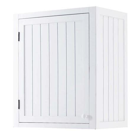 meuble cuisine 60 meuble haut de cuisine ouverture droite en bois blanc l 60