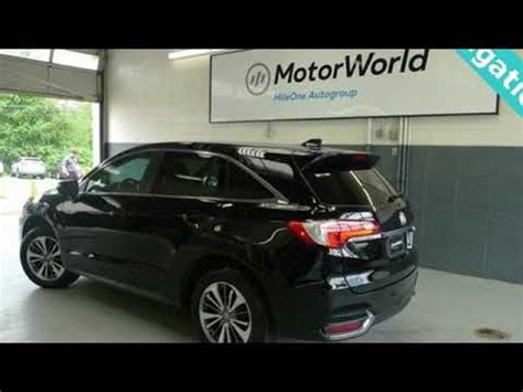 Acura Wilkes Barre by Used 2017 Acura Rdx Wilkes Barre Pa Scranton Pa A15115a