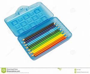Pencil box clipart - Clipground